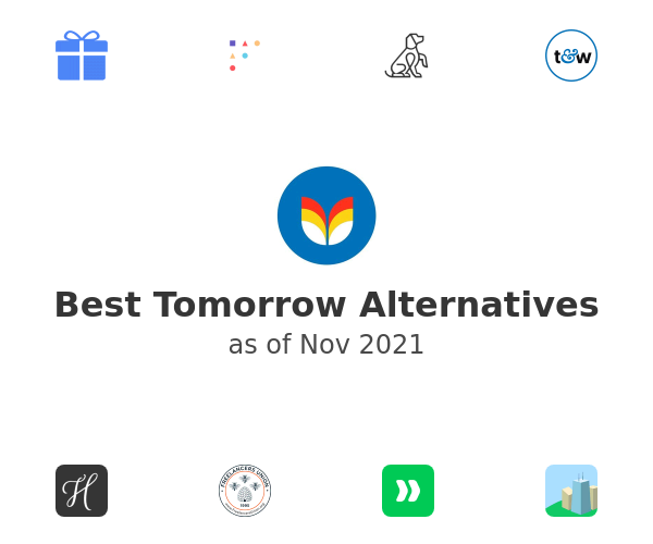 Best Tomorrow Alternatives