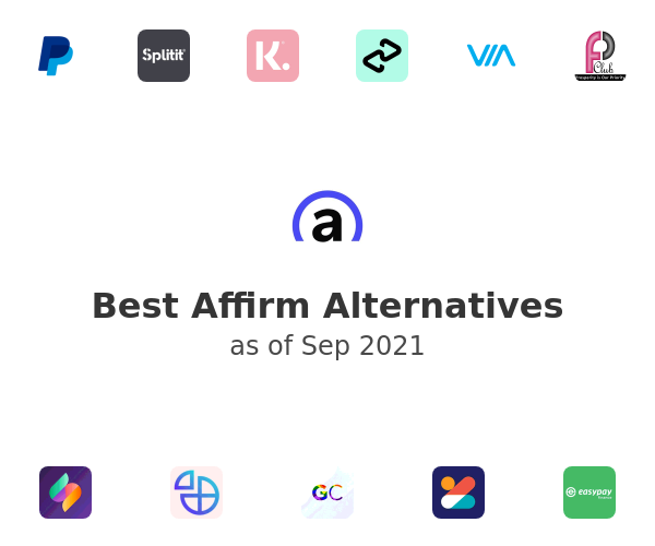 Best Affirm Alternatives