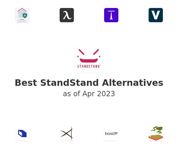 Best StandStand Alternatives