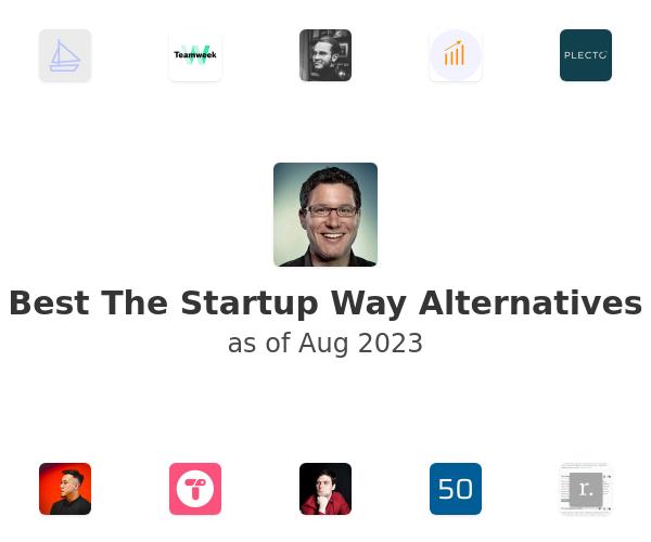 Best The Startup Way Alternatives