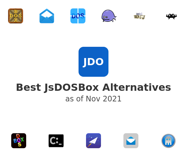 Best JsDOSBox Alternatives