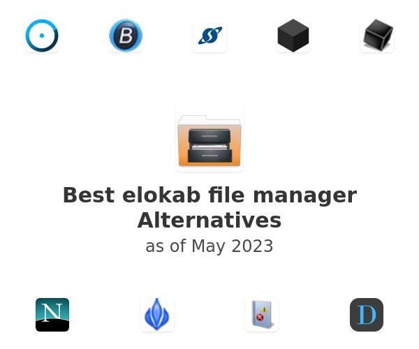 Best elokab file manager Alternatives