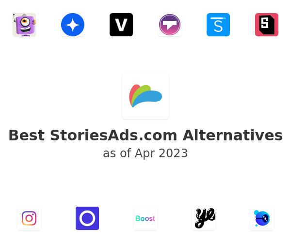 Best StoriesAds.com Alternatives