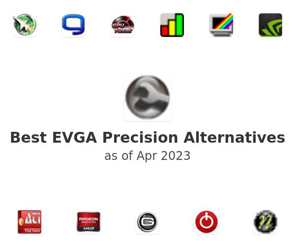 Best EVGA Precision Alternatives