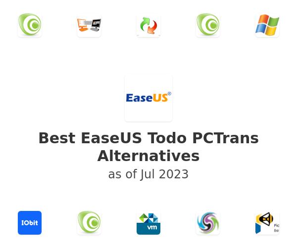 Best EaseUS Todo PCTrans Alternatives