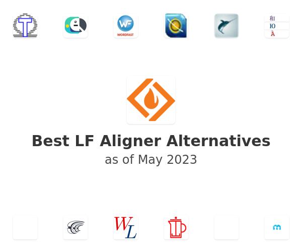 Best LF Aligner Alternatives