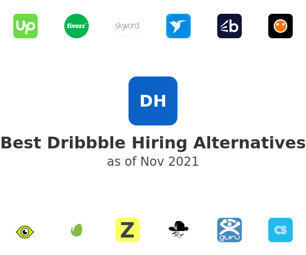 Best Dribbble Hiring Alternatives