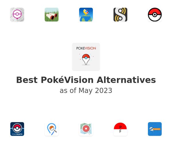 Best PokéVision Alternatives