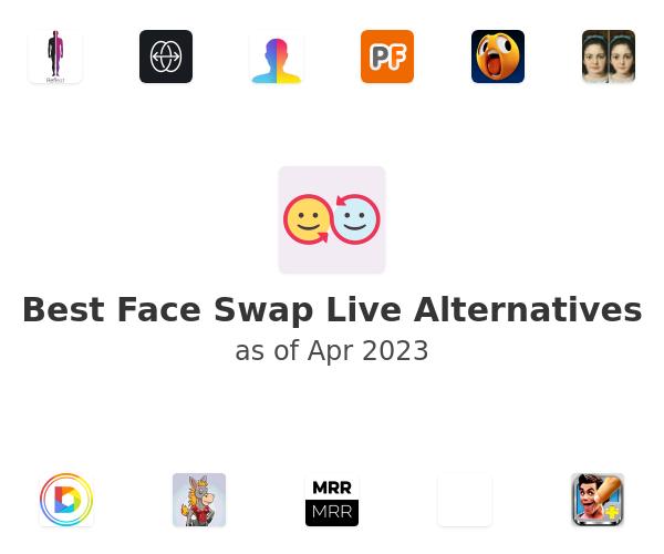 Best Face Swap Live Alternatives