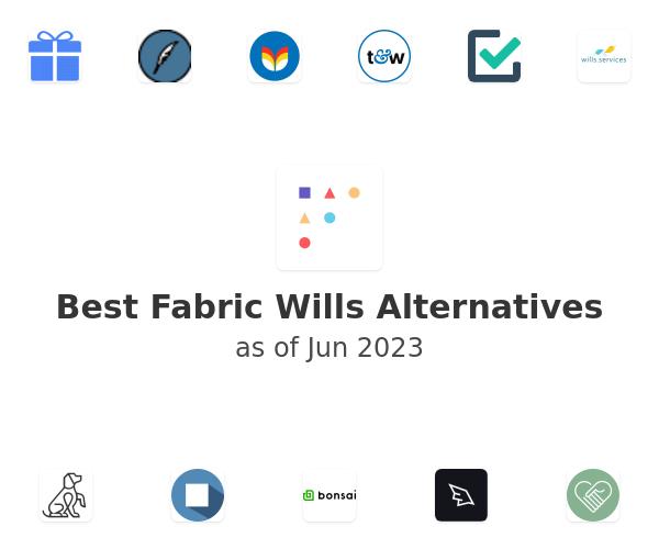 Best Fabric Wills Alternatives