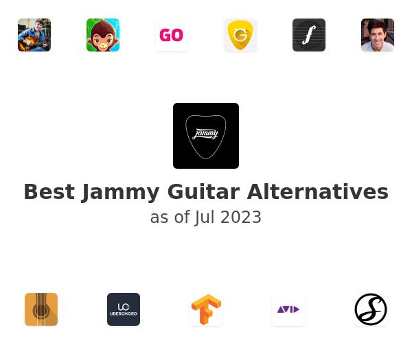Best Jammy Guitar Alternatives