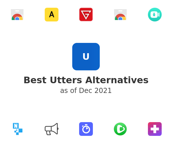Best Utters Alternatives