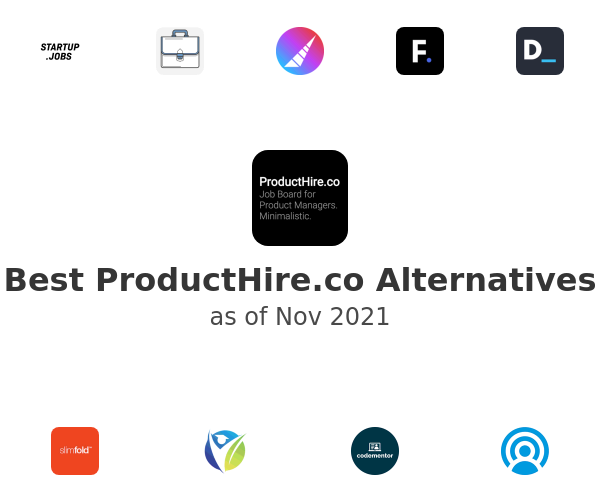 Best ProductHire.co Alternatives