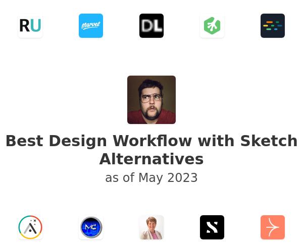 Best Design Workflow with Sketch Alternatives