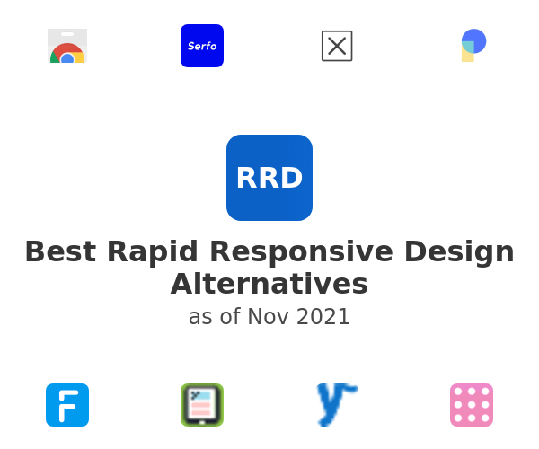 Best Rapid Responsive Design Alternatives