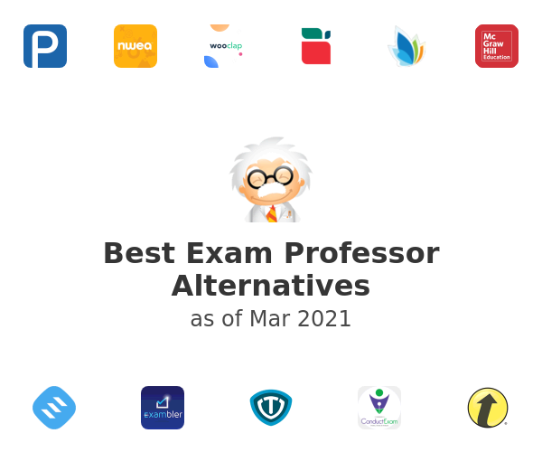 Best Exam Professor Alternatives