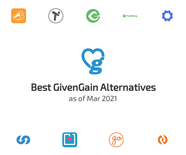 Best GivenGain Alternatives