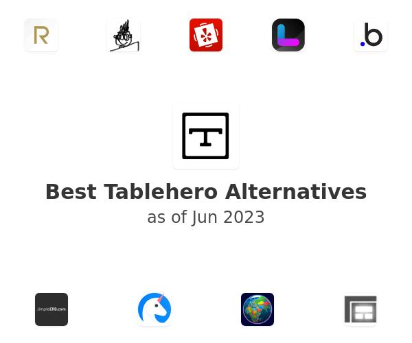 Best Tablehero Alternatives