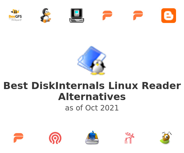 Best DiskInternals Linux Reader Alternatives