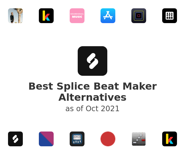 Best Splice Beat Maker Alternatives