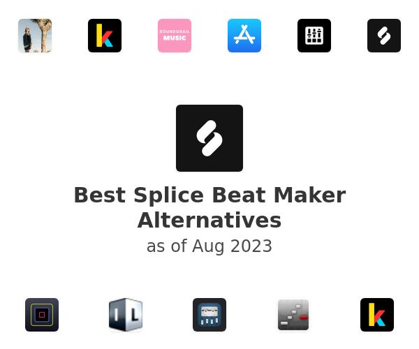 Best Splice Beat Maker Alternatives