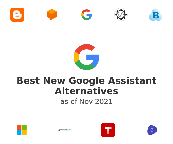 Best New Google Assistant Alternatives