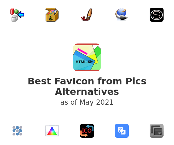 Best FavIcon from Pics Alternatives