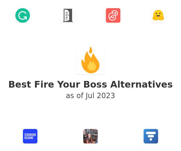 Best Fire Your Boss Alternatives