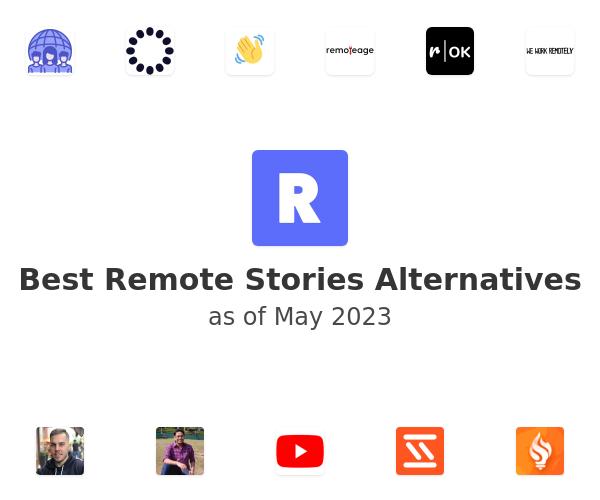 Best Remote Stories Alternatives
