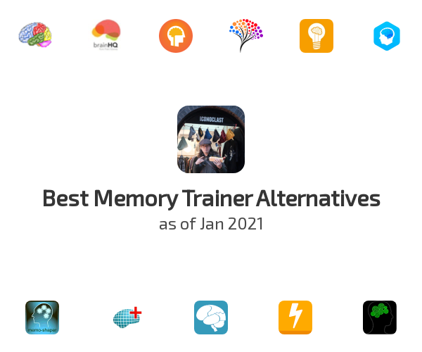 Best Memory Trainer Alternatives