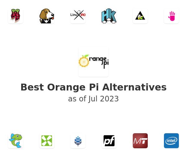 Best Orange Pi Alternatives