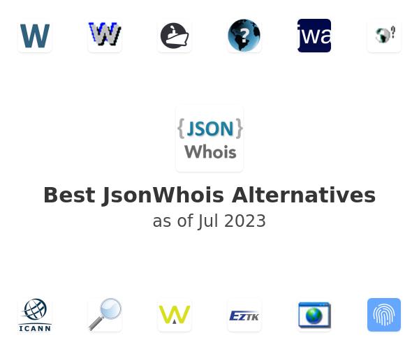 Best JsonWhois Alternatives