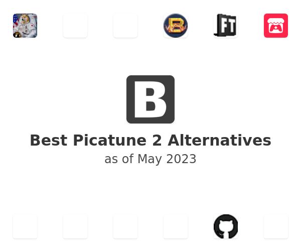 Best Picatune 2 Alternatives