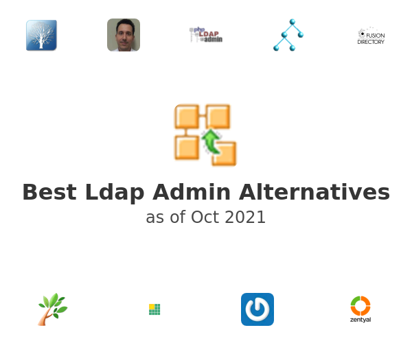 Best Ldap Admin Alternatives