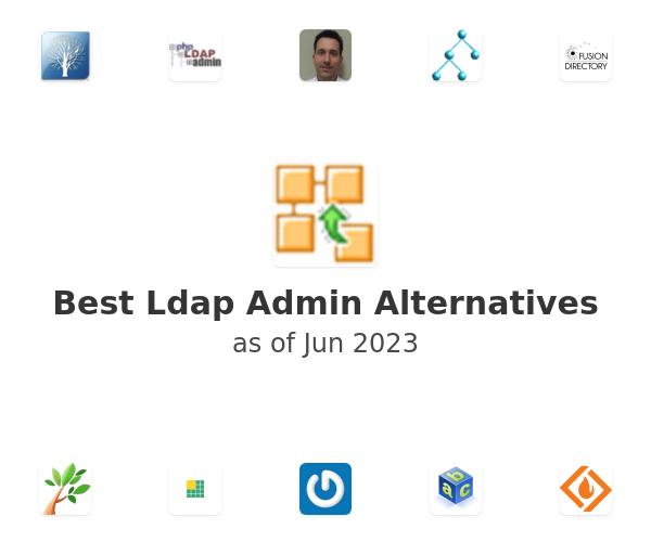 Best Ldap Admin Alternatives