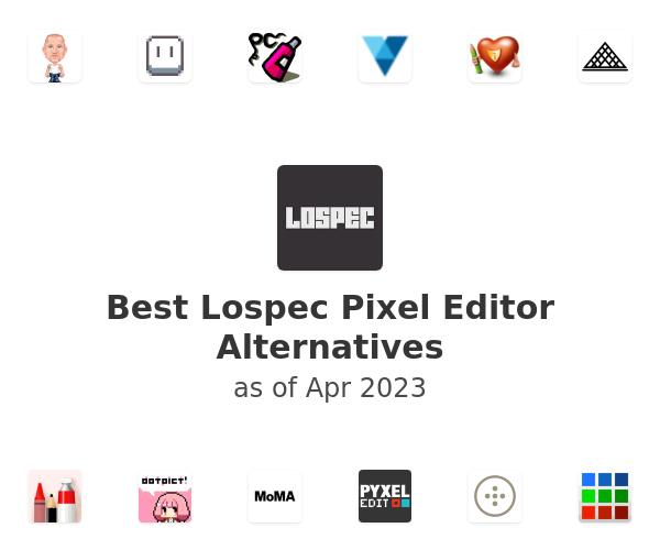 Best Lospec Pixel Editor Alternatives