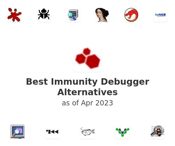 Best Immunity Debugger Alternatives