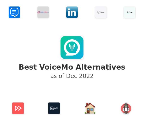 Best VoiceMo Alternatives