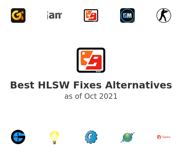 Best HLSW Fixes Alternatives