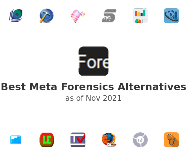 Best Meta Forensics Alternatives