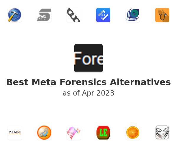 Best Meta Forensics Alternatives