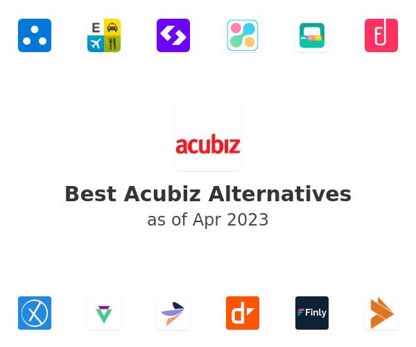 Best Acubiz Alternatives