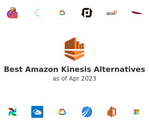 Best Amazon Kinesis Alternatives