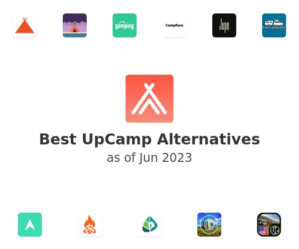 Best UpCamp Alternatives