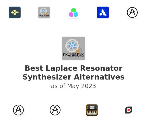 Best Laplace Resonator Synthesizer Alternatives