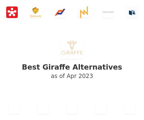 Best Giraffe Alternatives