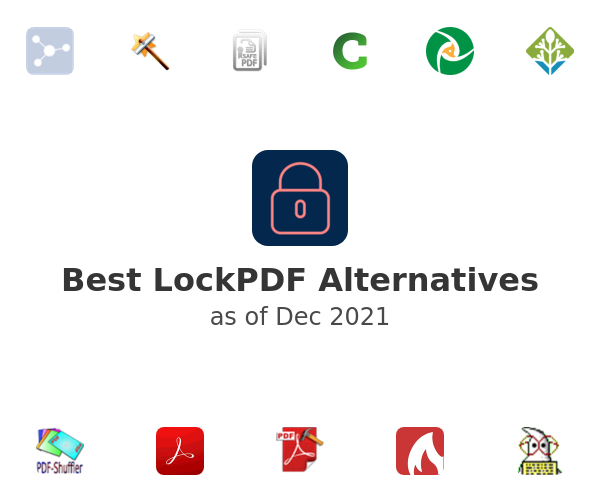 Best LockPDF Alternatives