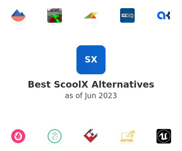 Best ScoolX Alternatives