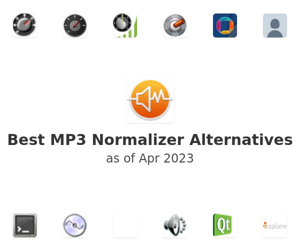 Best MP3 Normalizer Alternatives