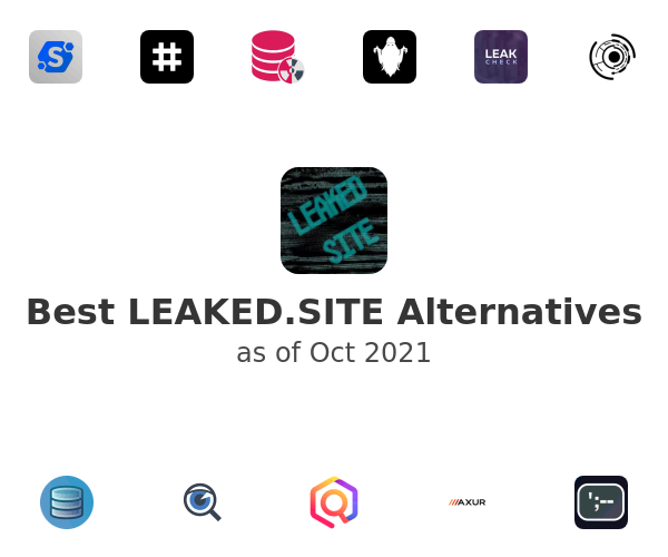 Best LEAKED.SITE Alternatives